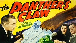 The Panther's Claw (1942) Crime, Mystery Full Length Movie