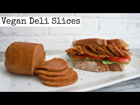Vegan Deli Meat Slices | How to Vegan Ham