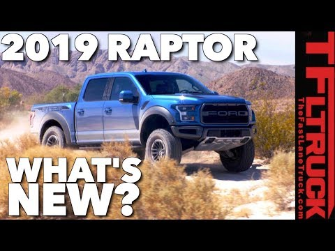 Breaking News 2019 Ford Raptor Breaks Cover! What's New and What's Not!