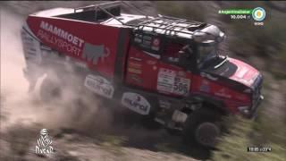 Rally Dakar 2017 - Etapa 10 - Camiones