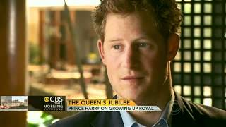 Prince Harry reflects on his grandmother, Queen Elizabeth ll