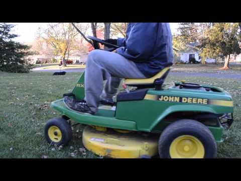 Equipment Review - John Deere RX75 with Demonstration