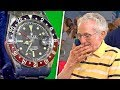 اشترى هذا الرجل ساعة في عام 1960 وبعد مرور 56 سنة ذهب لبيعها في المزاد ثم صدم الرجل بما سمعه