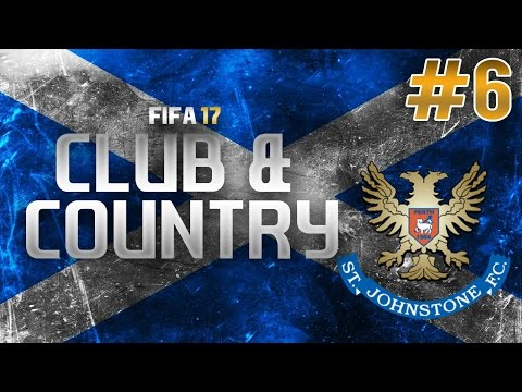 FIFA 17 | Club & Country | #6 | FIRST GAMES WITH SCOTLAND