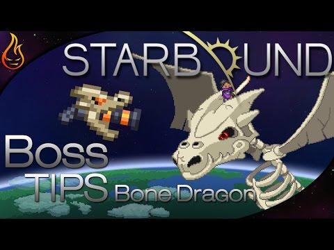 Starbound 1.1 Bone Dragon Boss Guide