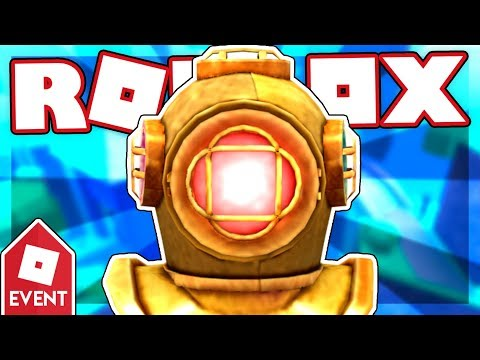 [EVENT] How to get the DIVER'S HELMET | Roblox Tradelands
