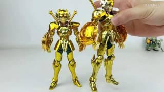 Metal Gold CS Models Saint Seiya Myth Cloth EX Dohko de Libra Soul of Gold