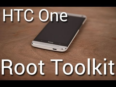 [How-To] HTC One Root (8 Easy Steps with Root Kit) [DE]