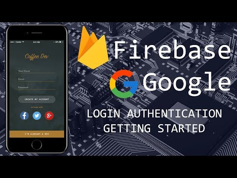 Get Started with Firebase & Google Login Authentication (iOS Swift) - iDev Journey² 2