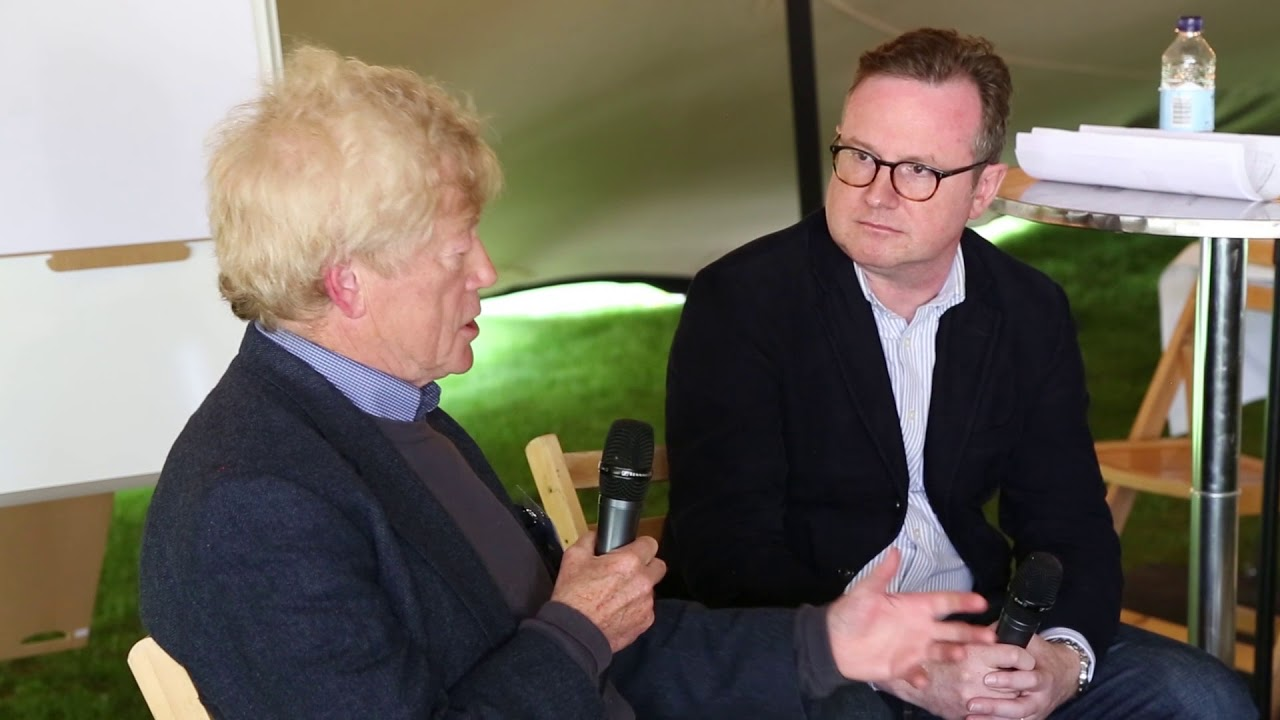'Iain Martin in conversation with Roger Scruton' | Big Tent 2017