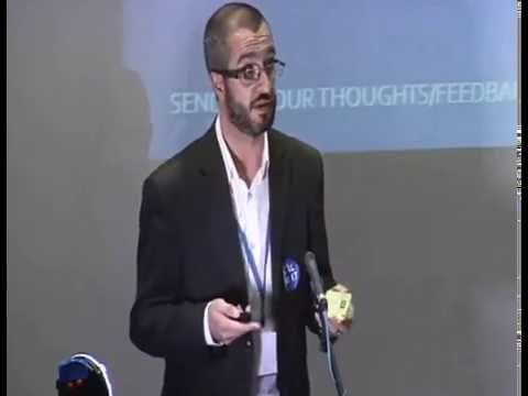 EIO SmartCard presentation at Scottish Telehealth and Telecare Conference