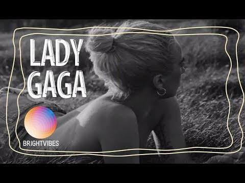Lady Gaga, so much more than meets the eye.