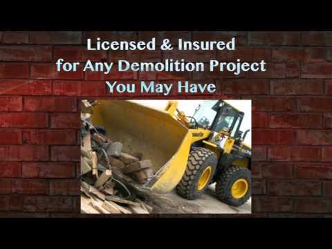 Brooklyn NY Demolition Contractors 718-418-3366 Construction Demolition Company