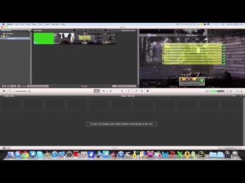iMovie 11 Tutorial - The Basics