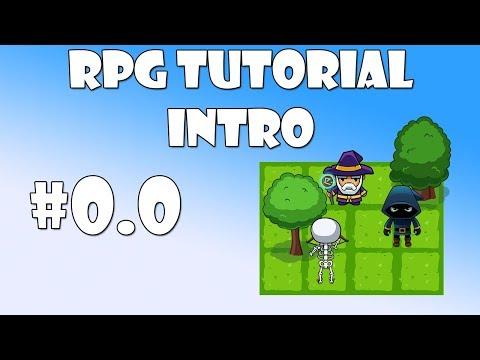 #0.0 Unity RPG Tutorial - Intro