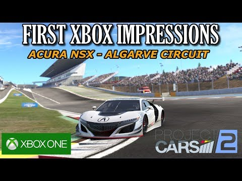 Project Cars 2 | FIRST XBOX IMPRESSIONS | Community Event #1 | Early Access