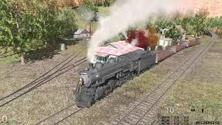 Trainz A New Era [ Route DLC ] - Fall Harvest Nebraska (PayWare)