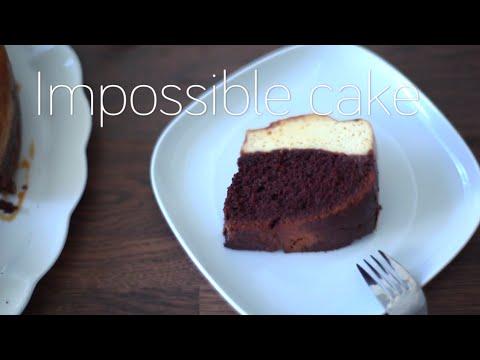 Impossible cake, Chocoflan, Magic chocolate flan cake   Video recipe