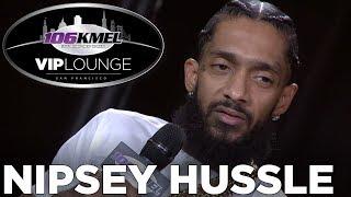 Nipsey Hussle Exclusive