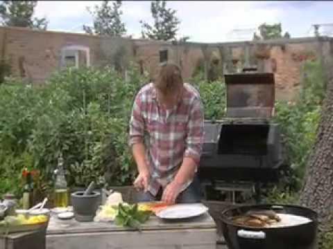 Jamie Oliver BBQ Sweet Corn