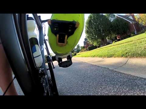 How to use clipless bike pedals