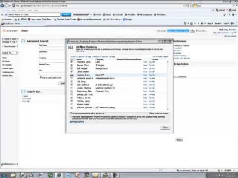 ClientConnect Message Center