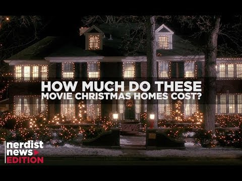 How Much Do These Movie Christmas Homes Cost? (Nerdist News Edition)