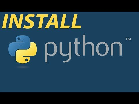 How to Install Python 3 6 1 on Windows 7, 8, 10