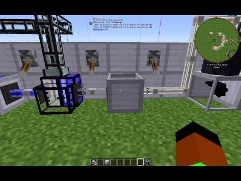 How To Make Uranium (Reika's Minecraft)