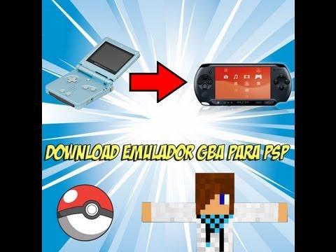 Download Emulador GBA para PSP
