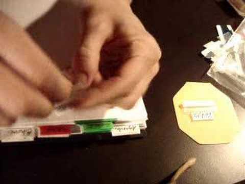 Create a GTD Notebook