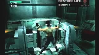 MGS1 11 Torture Scene