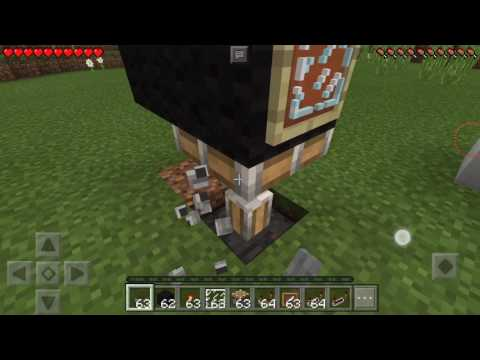 how to make camera in minecraft pe no mods