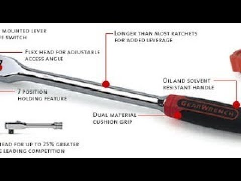 Tool Talk Ep. 46 Should you buy Gearwrench, My Gearwrench Tools Pt. 2