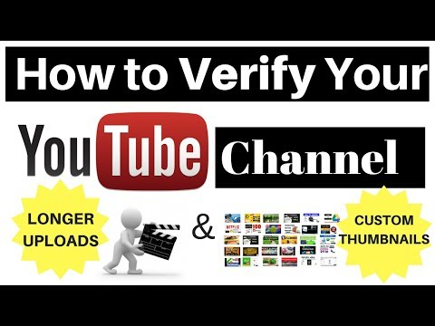 How To Get Verified On YouTube For Thumbnails