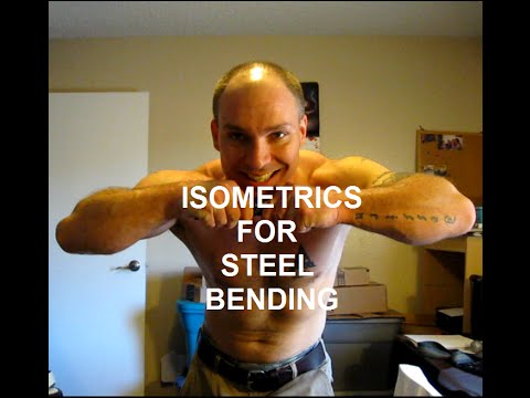 Isometric Exercises for Hands, Wrists, and Forearms