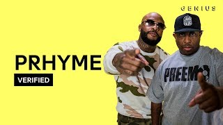 """PRhyme """"Rock It"""" Official Lyrics & Meaning 