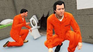 GTA 5 - PRISON BREAK & ESCAPE!