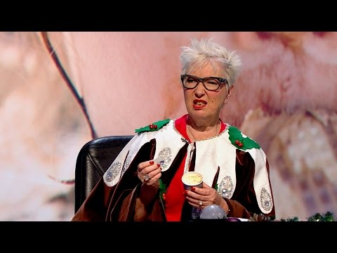 Ice creams and arguments - QI Christmas: Preview - BBC Two