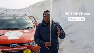 Nubrah Valley & Hunder, Tent Camping in Ladakh, INB Trip EP #68