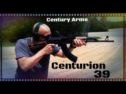 Centurion C39 USA Made Milled AK-47 Rifle Review (HD)