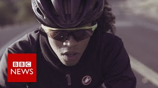 Meet the African American woman cycling pioneer - BBC News