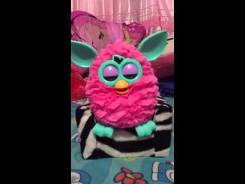 Furby me sleep 55