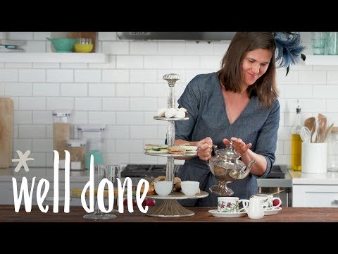 How To Throw A Proper Tea Party | Recipes | Well Done