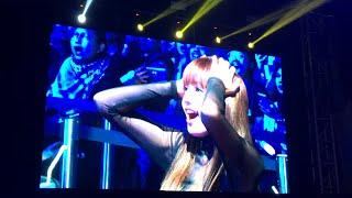 ELLA CRUZ PERFORMS IN FRONT OF BLACKPINK at SAMSUNG Live in Indonesia with SB NEWGEN [SCREENCAM]