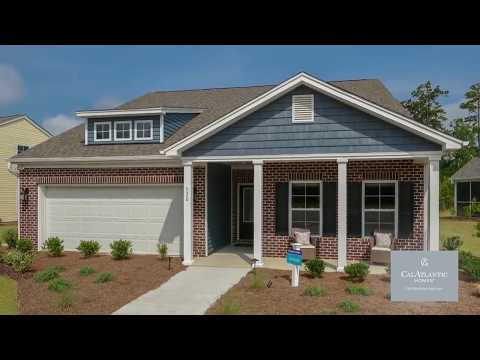 Grand Bees - Georgetown - Litchfield Model - New Homes in Charleston, SC - CalAtlantic Homes