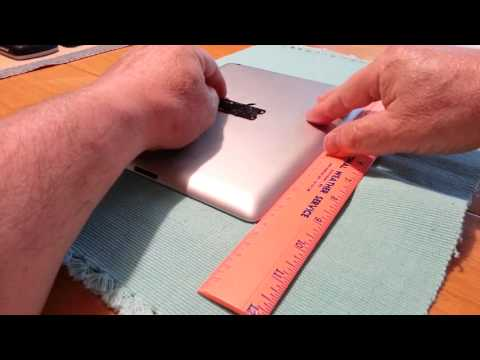 3M Command Strip and Standard Adhesive removal