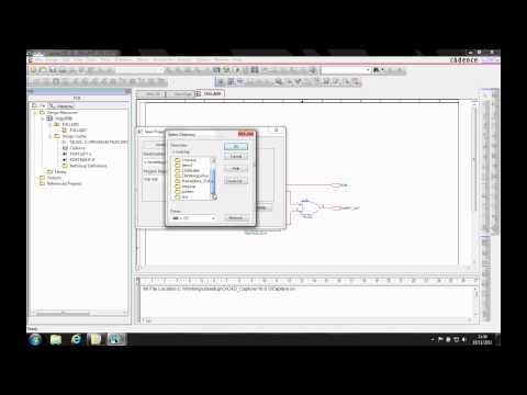 Save Project As how-To Tutorial OrCAD Capture