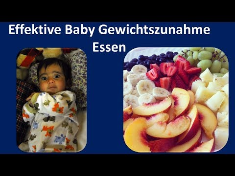 Effektive Baby Gewichtszunahme Lebensmittel | Birne., Kürbis.