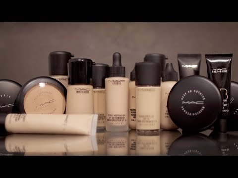 Guide to MAC Foundations 2018
